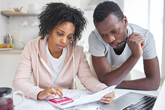 How to Fight With Your Spouse About Money